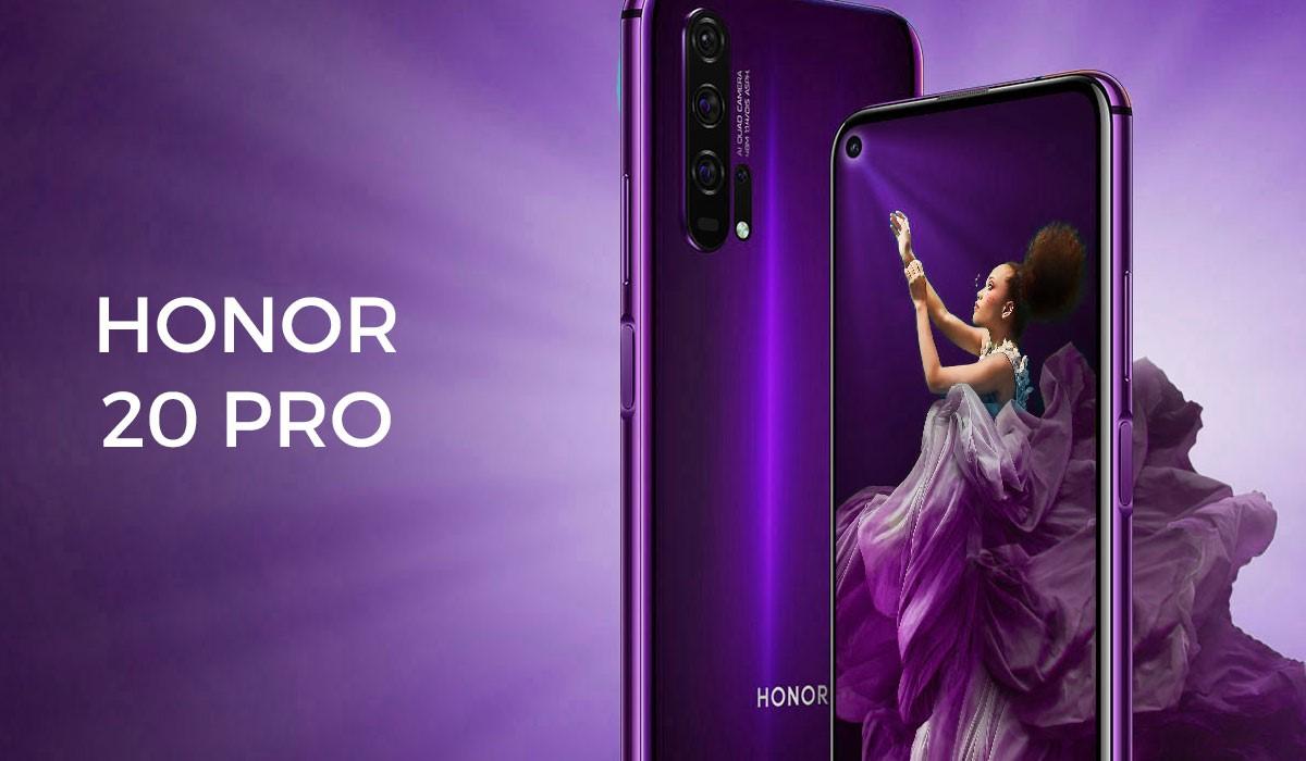 Le Honor 20 Pro débarque en France avec une ODR de 100 euros !