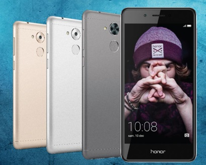 honor 6c vue de face