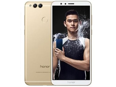 Le Honor 7X couleur or