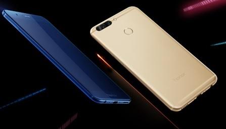 smartphone, honor 8 pro