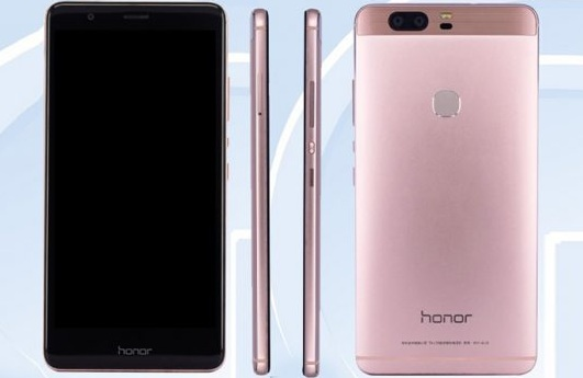 honor V8 deux versions