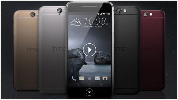 HTC ONE A9 precommande
