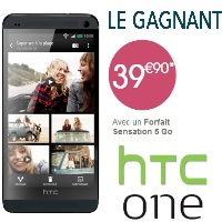 htc one gagnant bouygues telecom