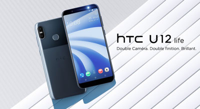 IFA 2018 : HTC officialise son U12 Life