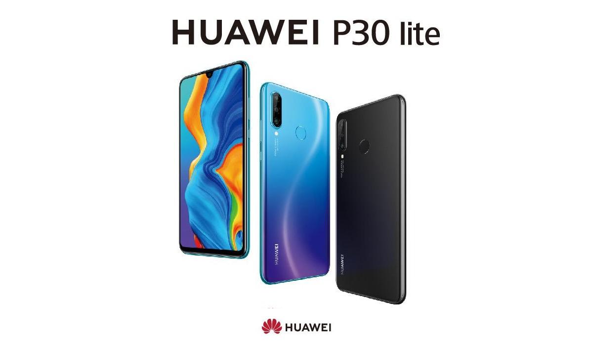 Le Huawei P30 Lite désormais officiel !