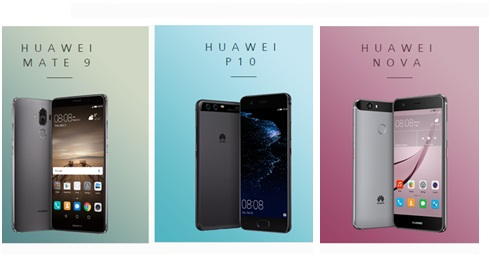 promos huawei avec RED BY SFR