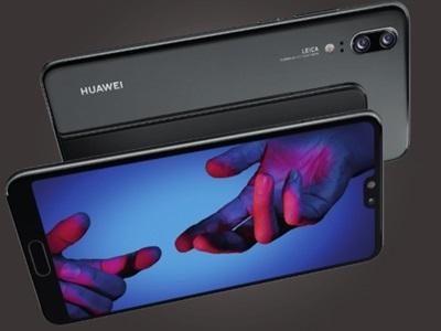 Le Huawei P20 à prix canon avec l'opérateur Orange