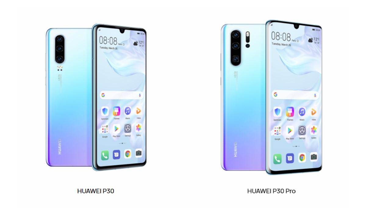 Huawei : Les nouveaux P30 et P30 Pro disponibles chez RED