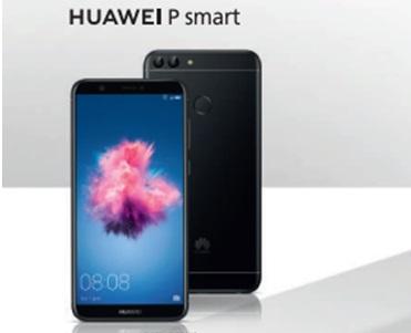 Le huawei P Smart