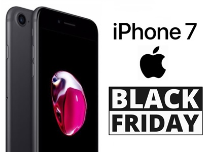 Bon Plan du week-end : l'iPhone 7 à 449€ chez Cdiscount pour le Black Friday !