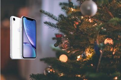 Top Promo Noël : l'iPhone XR à 859 euros chez Rakuten avec retrait gratuit en magasin Boulanger