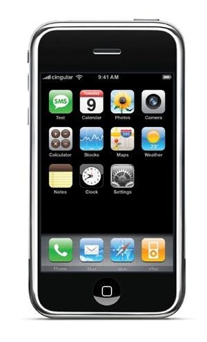 L'iPhone 3GS 16Go à 109€ avec Ideo de Bouygues