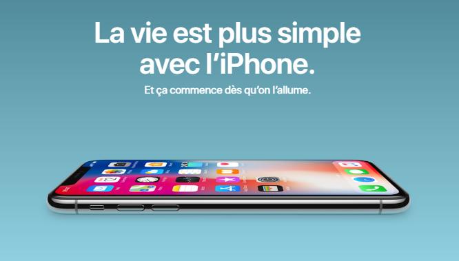 Apple devrait présenter trois nouveaux iPhone à la rentrée 2018