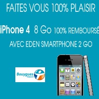 iPhone 4 bouygues telecom