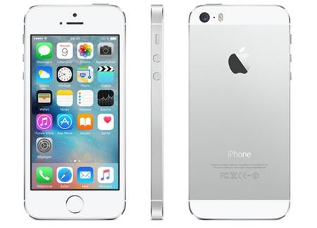 iPhone 5S en vente flash avec le forfait SFR Starter 1Go en promo partir de 14.99 euros