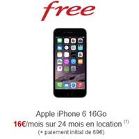 iphone 6 pas cher avec abonnement free