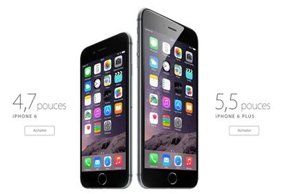 L'iPhone 6 Plus en promo chez Free !