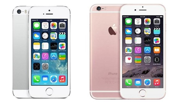iPhone 6S et iPhone 5S en vente flash : jusqu'à 90 euros de remise chez SFR