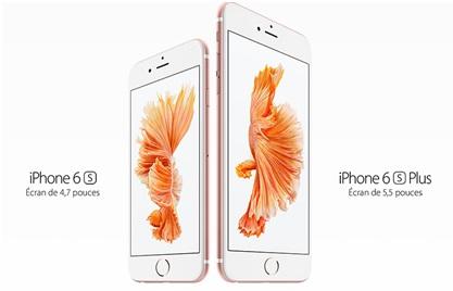 iPhone 6s ou iPhone 6S Plus : la nouvelle version 32Go est en précommande chez Free Mobile