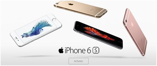 achetez votre iphone 6s avec un forfait sans engagement sosh