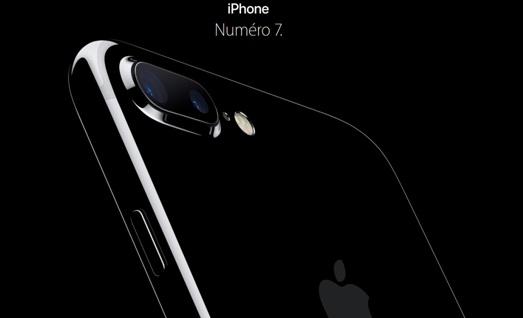 iPhone ouverture des précommandes de l'iPhone 7 le 09 septembre