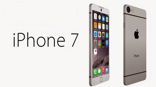 Les rumeurs sur l'iPhone 7