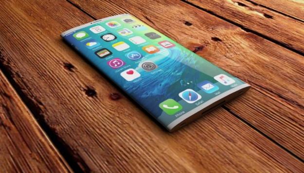 iphone 8 avec écran bord à bord