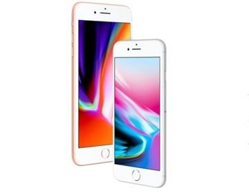 iPhone 8 vue
