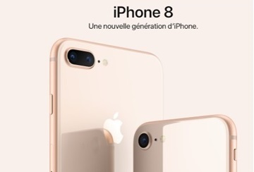 Bon plan : l'iPhone 8 à 662 euros chez PriceMinister