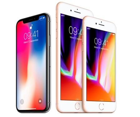 iPhone 8, iPhone 8 Plus, Watch Series 3, iPhone X, iOS 11 : La semaine Apple