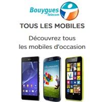 Bouygues Telecom : Economisez jusqu'à 65% par rapport au prix neuf en achetant votre iPhone d'occasion !