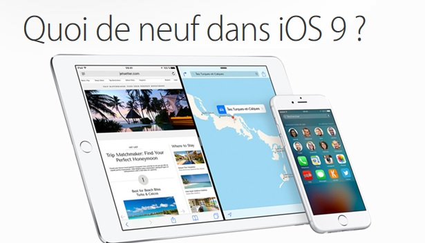 ios 9 fonction Wi-fi Assist sur iphone