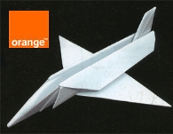 forfaits origami jet orange