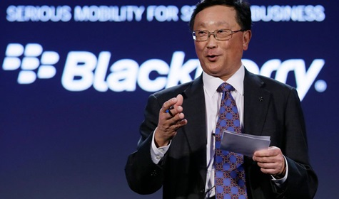 Blackberry stop la fabrication des smartphones