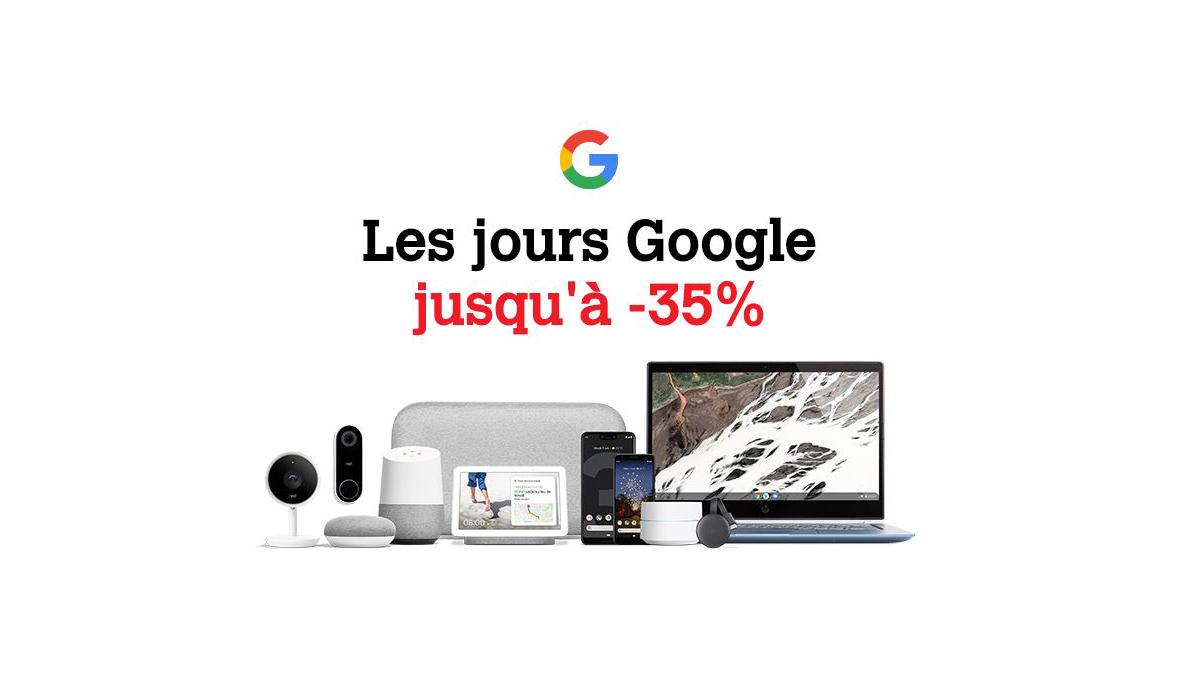 produits google sur fond blanc