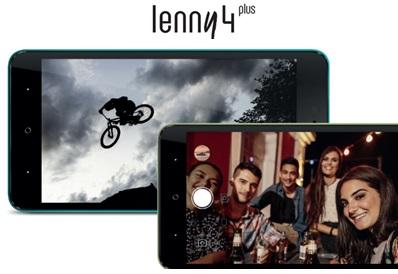 Le Wiko Lenny 4 Plus doté d'un écran de 5.5 pouces HD arrive bientôt à moins de 100 euros
