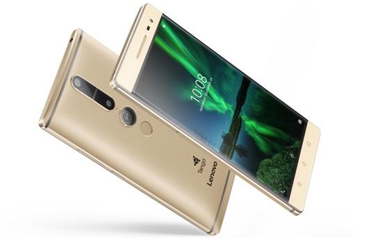 Lenovo lance le Phab2 Pro, premier Smartphone équipé de la technologie tango de Google