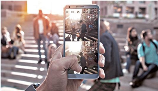 LG G6 : Dernières heures pour profiter de la remise exceptionnelle de 200 euros chez SOSH