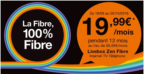 derni res heures orange livebox fibre en promo partir de euros par mois. Black Bedroom Furniture Sets. Home Design Ideas