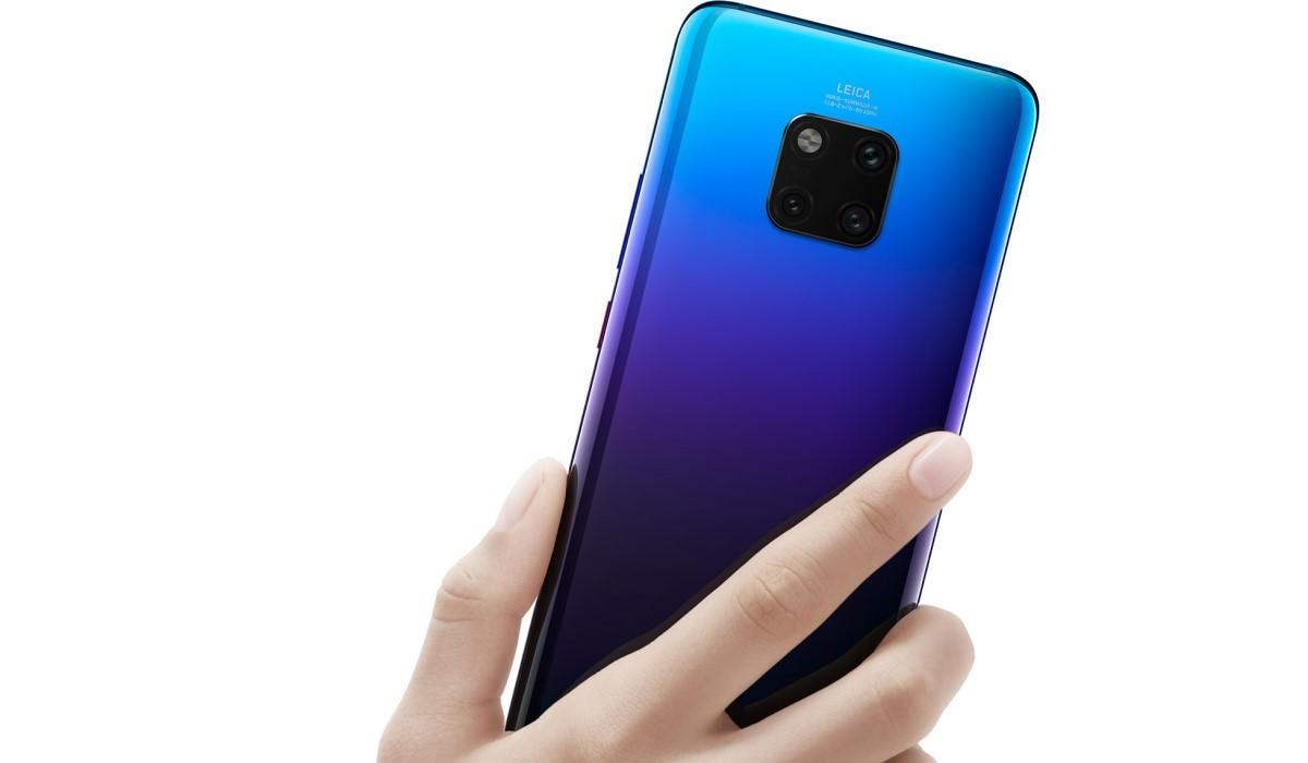 Promo Smartphone Huawei : le Mate 20 Pro remisé de 300 euros chez SOSH et Orange