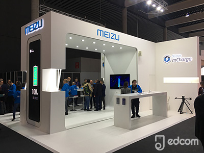 meizu super mcharge une nouvelle technologie de charge rapide r v l e au mwc 2017. Black Bedroom Furniture Sets. Home Design Ideas