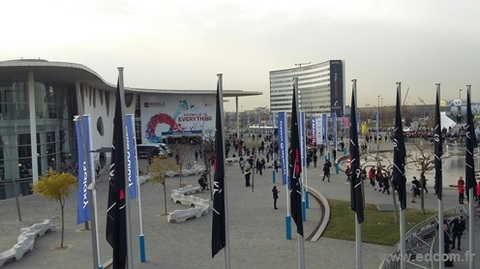 Mobile World Congress, MWC 2016, smartphones