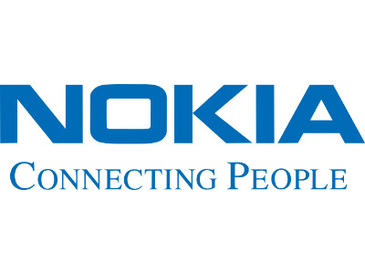 logo nokia connecting people