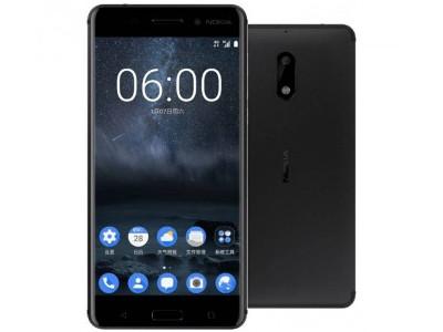 Le Nokia 6 de face et de dos