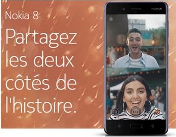Bon plan : le Nokia 8 à 41.90 euros avec un forfait Bouygues Telecom