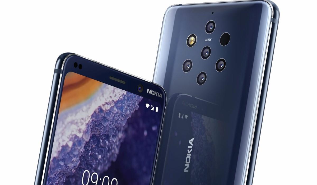 Le Nokia 9 PureView avec ses 5 capteurs dévoilé lors du MWC 2019