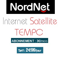 Nordnet tempo internet satellite