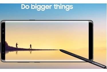 Cyber Monday : Où se procurer le Galaxy Note 8 au meilleur prix ?