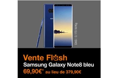 Le Samsung Galaxy Note 8 en promo !