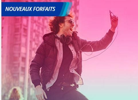 nouveaux forfaits Bouygues telecom